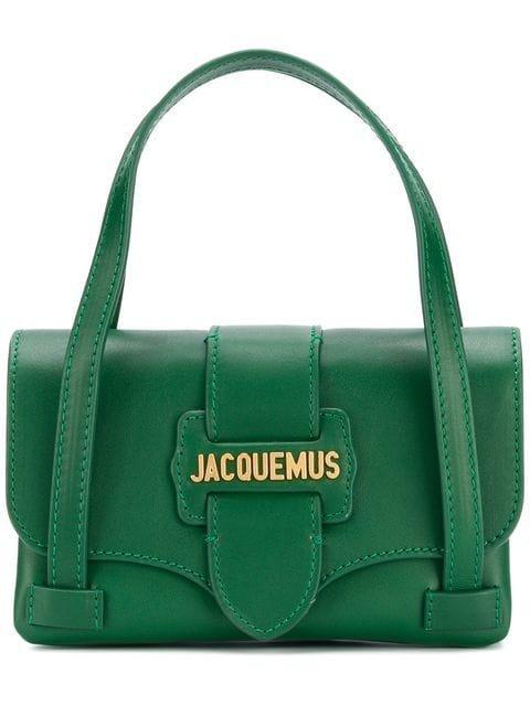 Jacquemus Foldover Mini Handbag - Farfetch