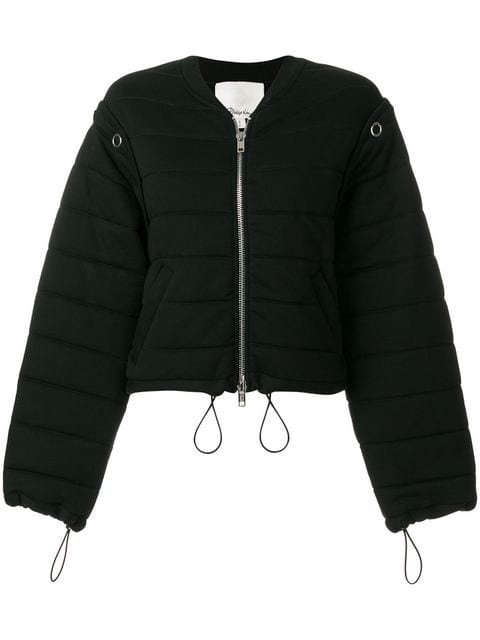 3.1 Phillip Lim Padded Bomber Jacket - Farfetch
