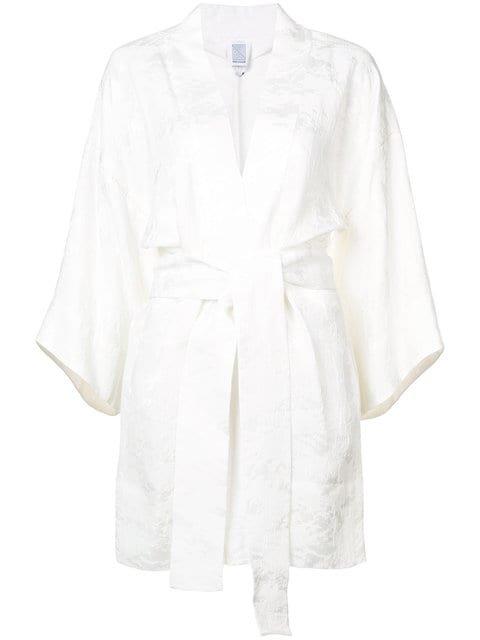 Rosie Assoulin Robe Kimono - Farfetch