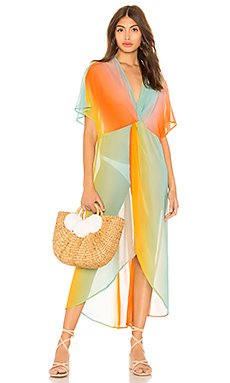 X REVOLVE Get Twisted Maxi Dress                                             Show Me Your Mumu