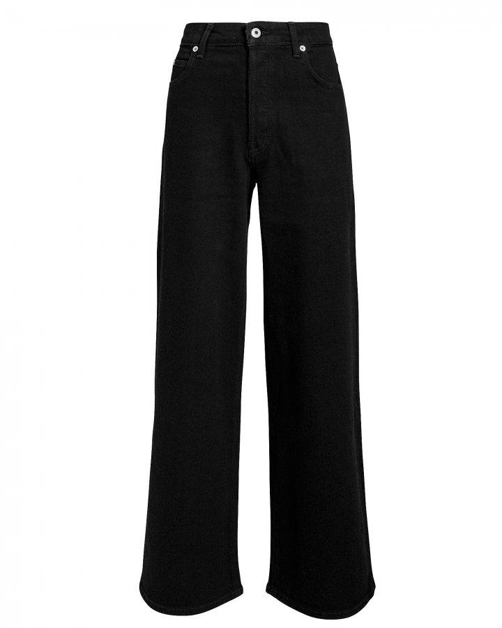 Charlotte Black Culotte Jeans