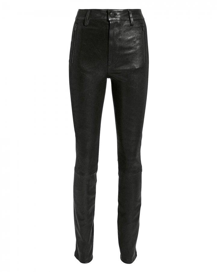 Lora Leather Pants