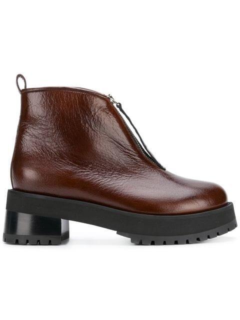 Marni Chunky Platform Boots - Farfetch
