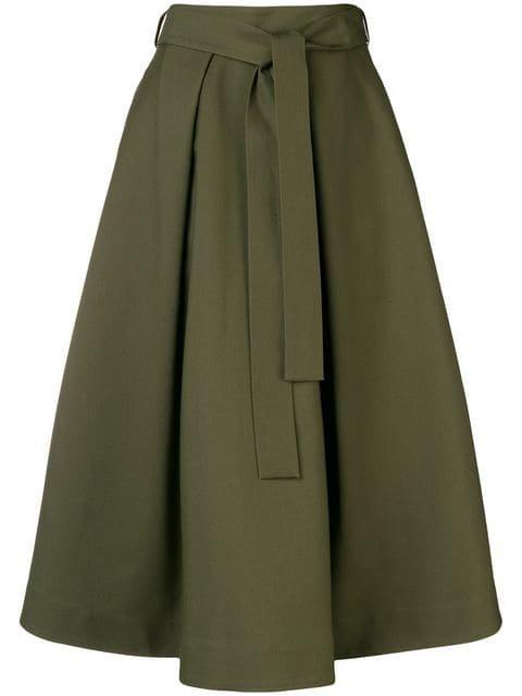 MSGM Full A-line Skirt - Farfetch