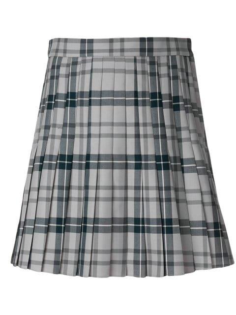 Thom Browne Pleated Tartan Uniform Twill Skirt - Farfetch