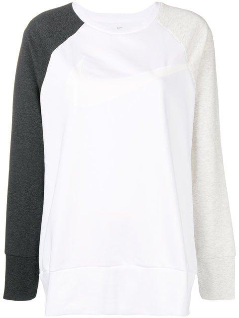 Nike Dry Swoosh Sweatshirt - Farfetch