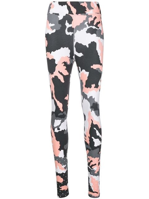 Nike Camo Leggings - Farfetch