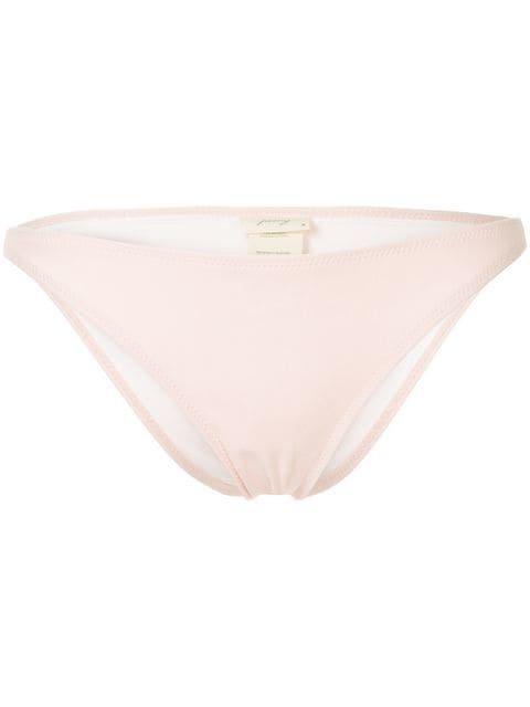 Peony Skimpy Bikini Bottoms  - Farfetch