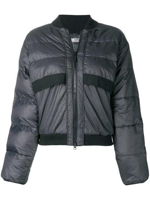 Adidas By Stella Mccartney Full-zipped Padded Jacket - Farfetch