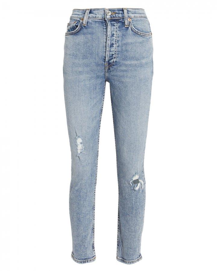 Mid 90s Stretch Skinny Jeans