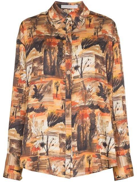 Low Classic Tree Printed Shirt - Farfetch