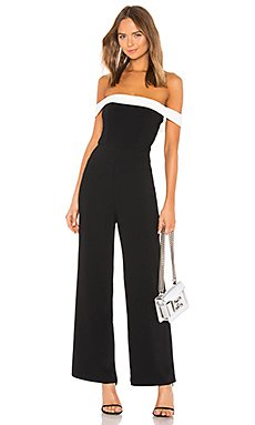 Camilla Color Block Jumpsuit                                             by the way.