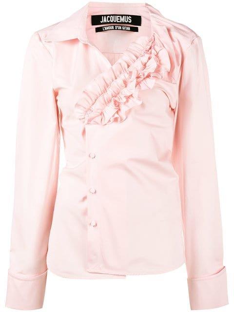 Jacquemus La Chemise Seville Shirt  - Farfetch