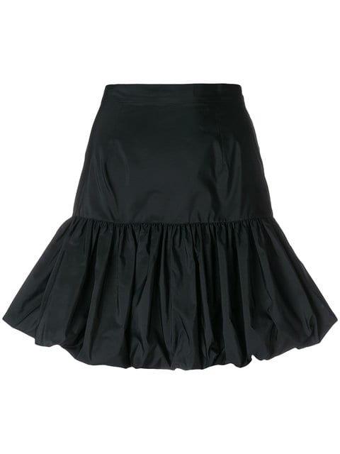 Stella McCartney Gathered Hem Skirt - Farfetch