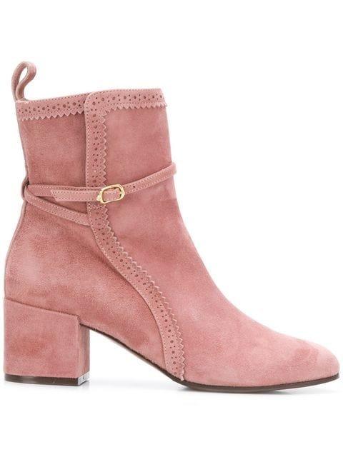 L\'Autre Chose Chunky Heel Boots  - Farfetch