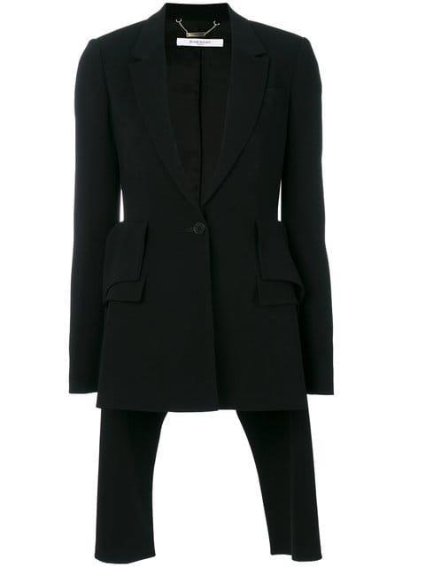 Givenchy Coat Tail Blazer - Farfetch
