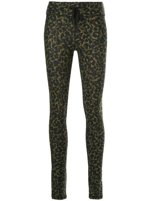 The Upside Leopard Print Leggings - Farfetch