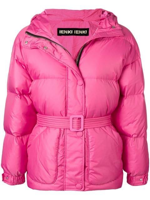 Ienki Ienki Hooded Puffer Jacket - Farfetch