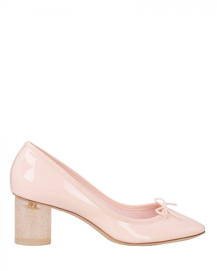 Jezabel Glitter Heel Heels