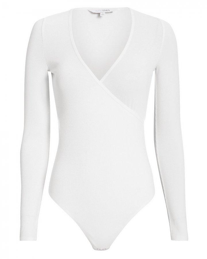 Nevin White Bodysuit