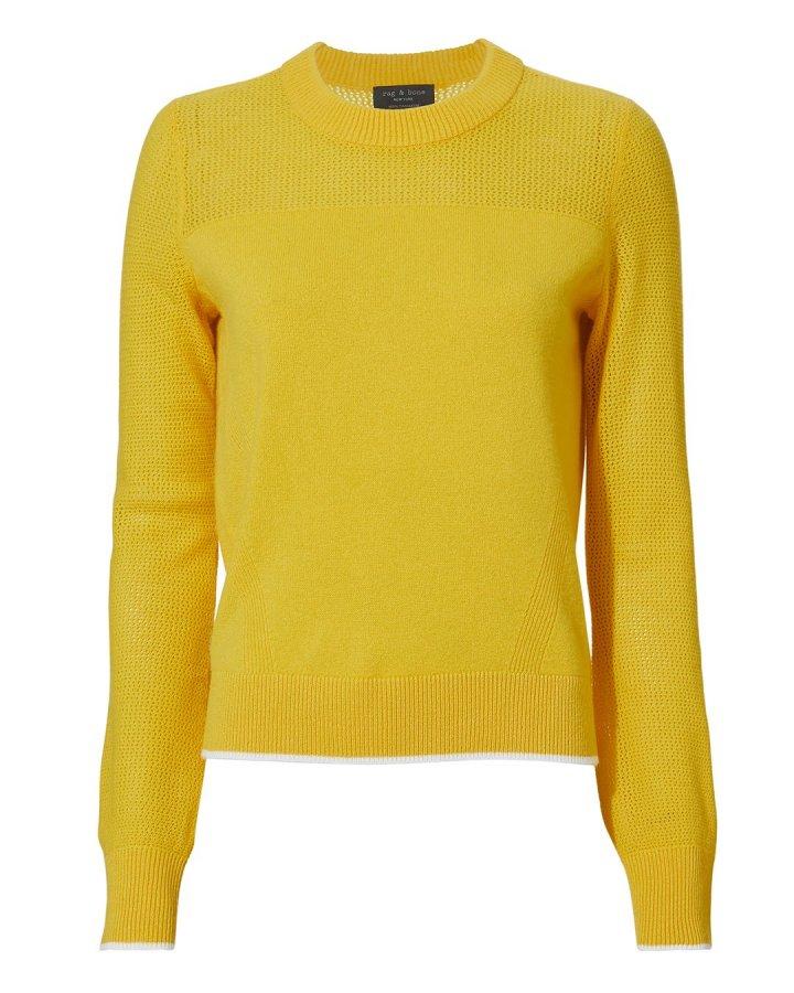 Yorke Cashmere Sweater