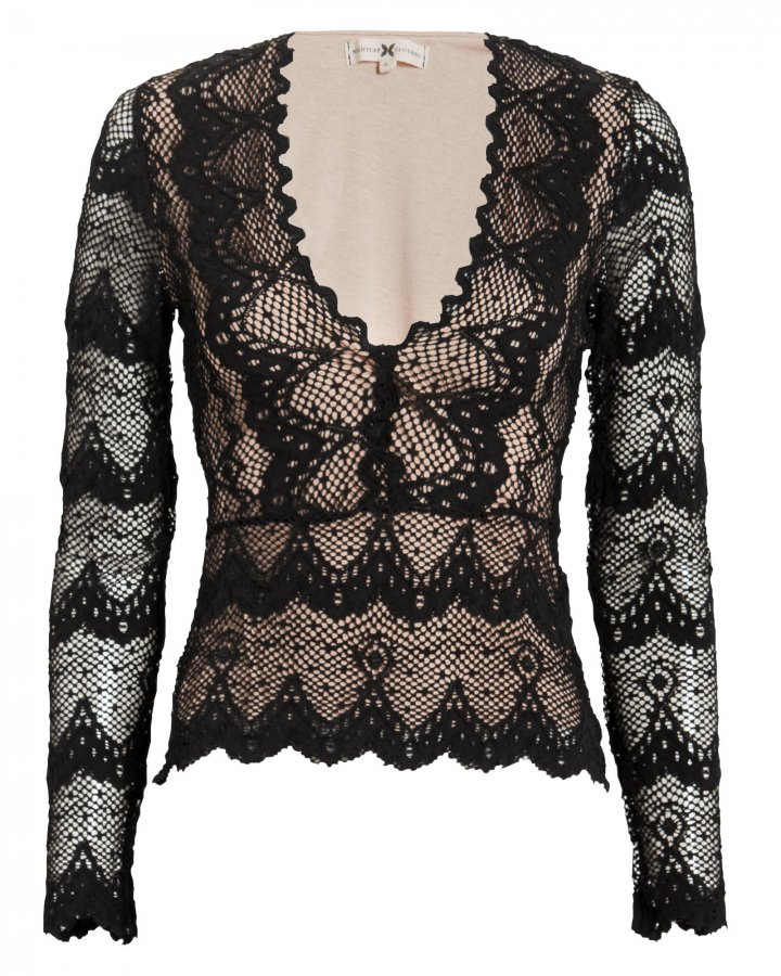 Stretch Lace Top
