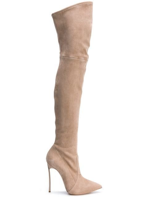 Casadei Over-the-knee Boots - Farfetch