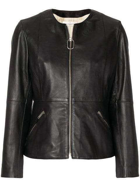 Golden Goose Deluxe Brand Zipped Biker Jacket - Farfetch