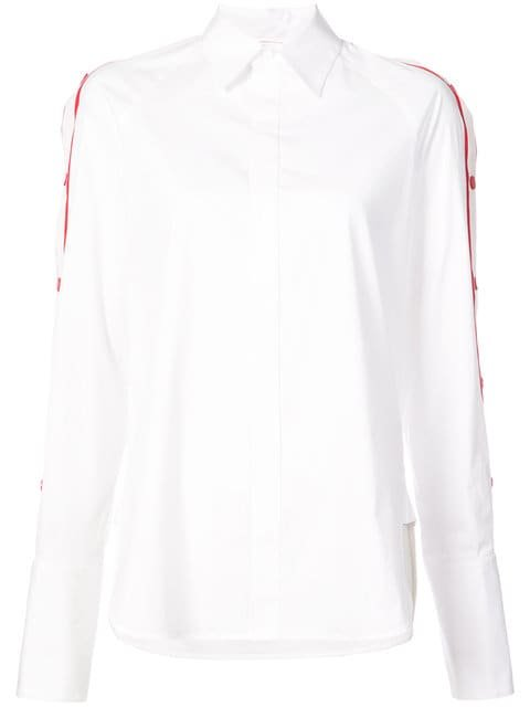 Monse Mon Raglan Sleeves Shirt  - Farfetch