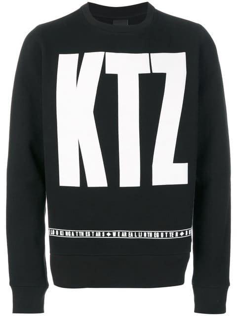 KTZ Logo Sweatshirt - Farfetch