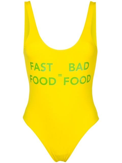Angelys Balek Zodiac Swimsuit - Farfetch