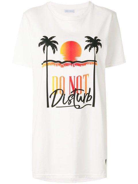 Chiara Ferragni Palm Beach T-shirt - Farfetch