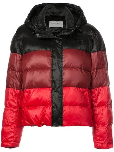Proenza Schouler PSWL Hooded Puffer Jacket - Farfetch