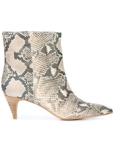 Dee Dee Ankle Boots - Farfetch