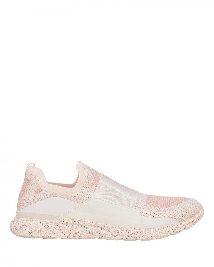 TechLoom Bliss Speckle Bottom Light Pink Sneakers