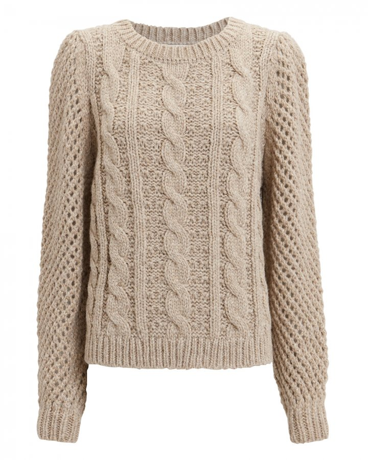 Rosie Cabled Sweater