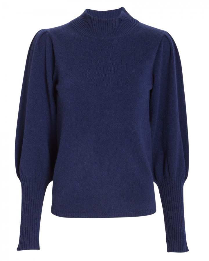 Cailyn Puff Sleeve Sweater
