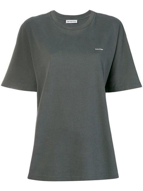 Balenciaga Cocoon T-shirt - Farfetch