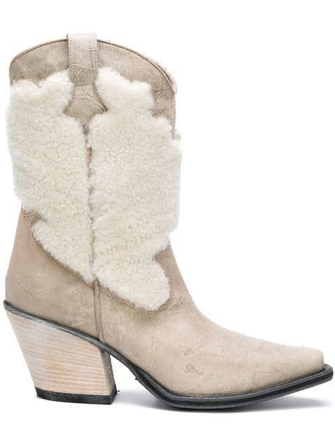 McQ Alexander McQueen Cowboy Boots - Farfetch