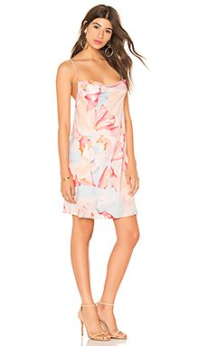 Cowl Neck Slip Dress                                             1. STATE