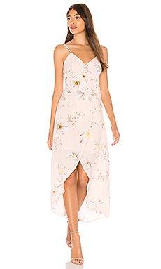 Sleeveless Woven Dress                                             J.O.A.