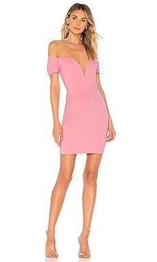 Christina Cap Sleeve Mini Dress                                             by the way.