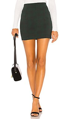 Modern Femme Mini Skirt                                             Free People