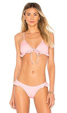 Frill Bikini Top                                             KENDALL + KYLIE