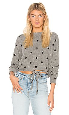 Brushed Roos Sweater                                             LNA