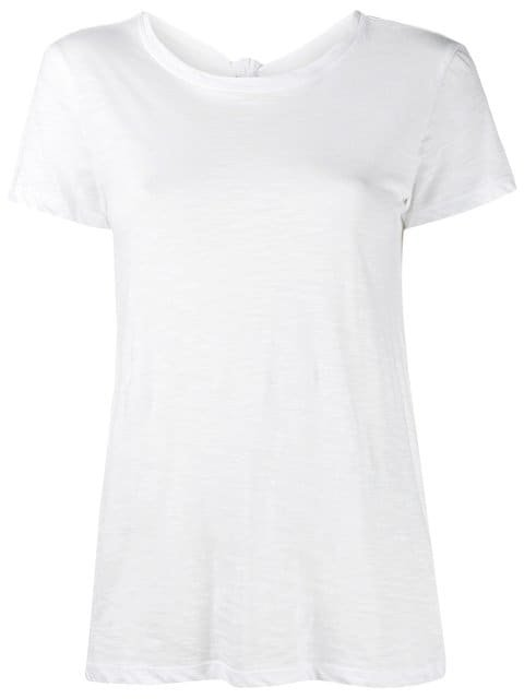 Proenza Schouler Tied Back T-shirt - Farfetch