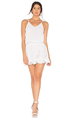Pineapple Eyelet Dress                                             Bobi