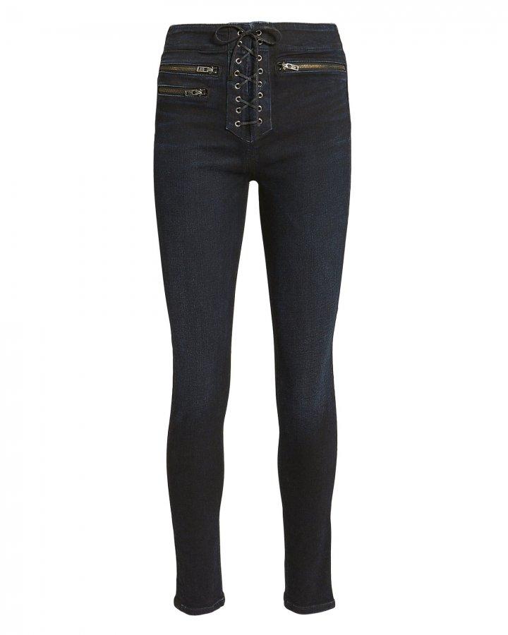 Lita Skinny Moto Jeans