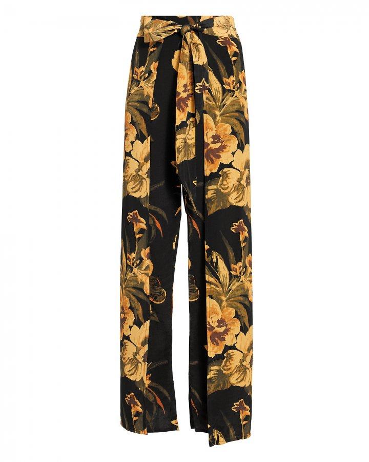Tiki Tiki Floral Pants