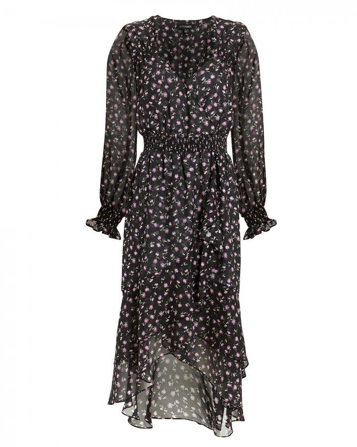 Amber Floral Print Dress